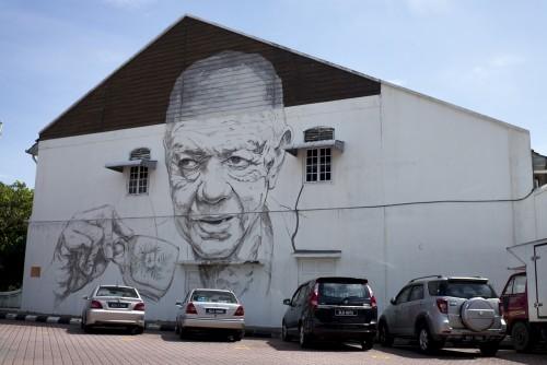 Photo Release5 - Ipoh Art Street