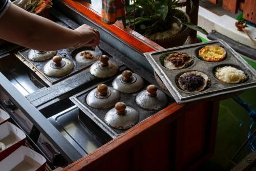 Wedangan3 - ขนมครกอินโด